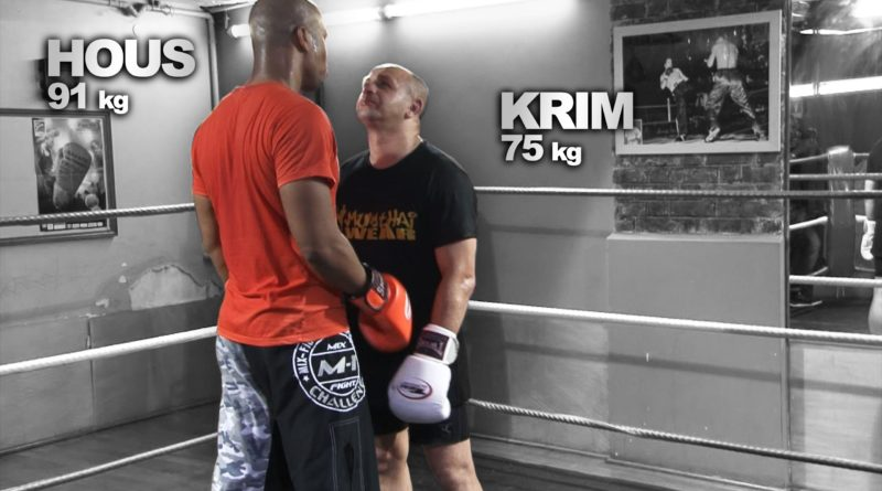 Rohff boxe anglaise vs Krim