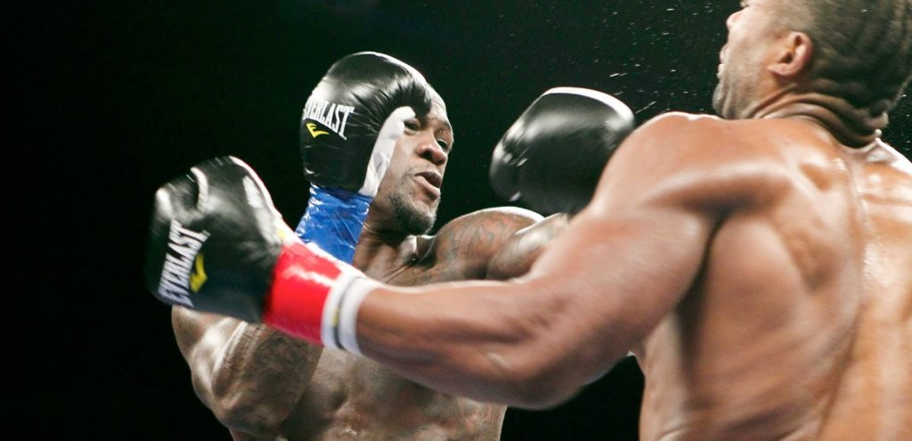 Deontay wilder vs Kelvin Price