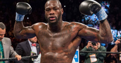 deontay wilder boxe anglaise
